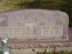 Paul James Black