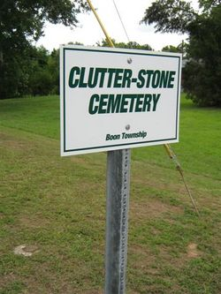 Clutter-Stone Cemetery