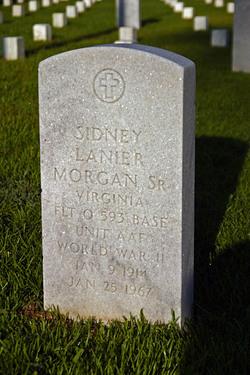 Sidney Lanier Morgan, Sr