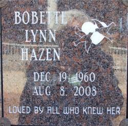 Bobette L Hazen