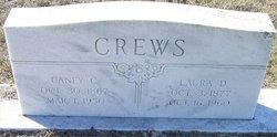 Laura Susan <I>DuBose</I> Crews