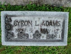 Byron Lawton Adams