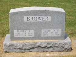 Georgia E <I>Sheets</I> Brower