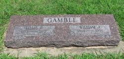 Lillie Ella <I>Whitney</I> Gamble
