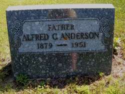 Alfred C. Anderson