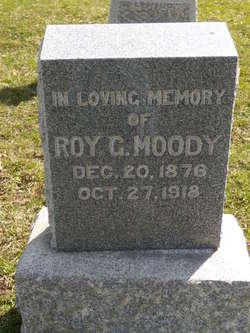 Roy Gilbert Moody
