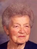Ruth Evelyn <I>Ewing</I> Bloxham