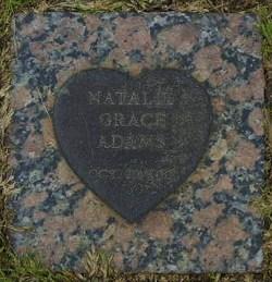 Natalie Grace Adams