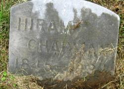 Hiram Chapman