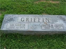 Hattie <I>Wilson</I> Griffin