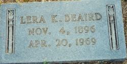 Lera Kathleen <I>Thedford</I> Beaird