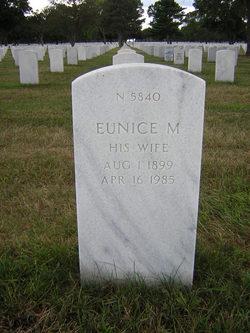 Eunice Mae <I>Warn</I> Fetting