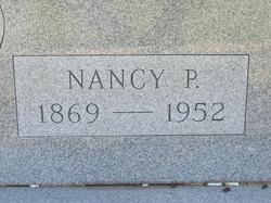 Nancy Philena <I>White</I> Eubanks