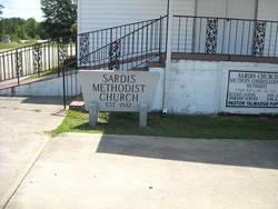 Sardis Methodist Cemetery