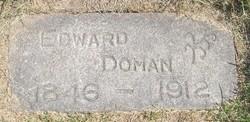 Edward Doman