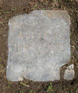 Alice H White
