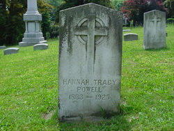 Hannah Tracy <I>Nobles</I> Powell