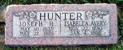 Joseph Hunter