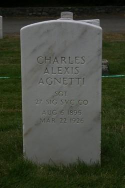 Charles Alexis Agnetti