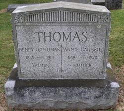 Ann F. <I>Gaitskill</I> Thomas