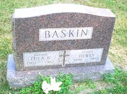 Lula Bell Baskin