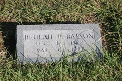 Beulah B Batson