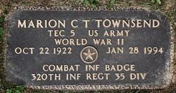Marion Charles Thomas Townsend