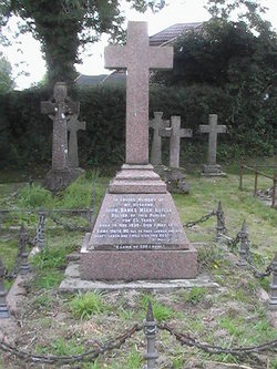Rev John Banks Meek Butler