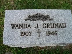 Wanda J <I>Schaft</I> Grunau