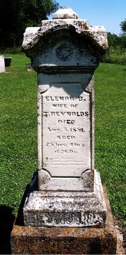 Elenor B. <I>McClanahan</I> Reynolds