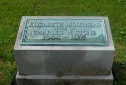 Elizabeth <I>Moorhead</I> Stone
