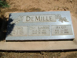 Mildred DeMille