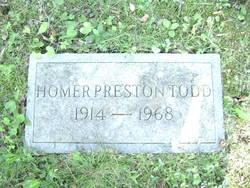 Homer Preston Todd