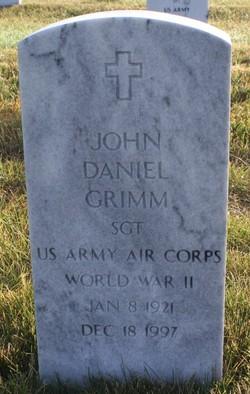 John Daniel Grimm