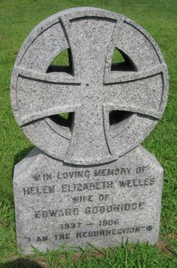 Helen Elizabeth <I>Welles</I> Goodridge