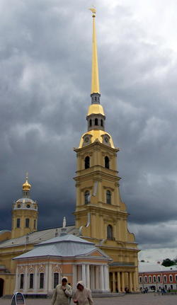 Saint Peter and Paul Fortress