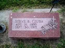 """Stefan B. """"Steve"""" Czuba"""
