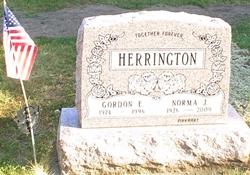 Gordon Ertell Herrington