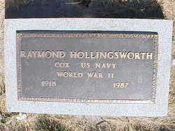 Raymond Hollingsworth