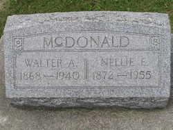 Nellie E <I>Patterson</I> McDonald