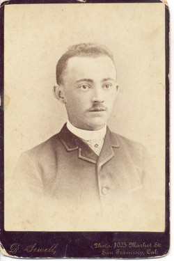 Harry Dustan Rogers