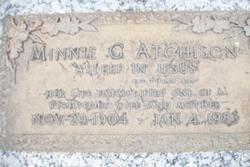 Minnie Julia <I>Grandquest</I> Atchison