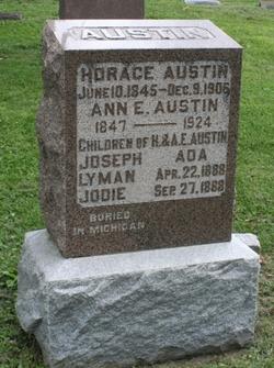 Ann E. <I>Freeland</I> Austin