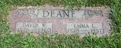 Emma L. <I>Gehle</I> Deane