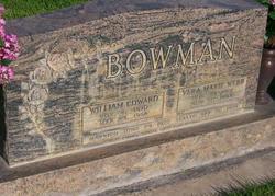 Vera Marie <I>Webb</I> Bowman