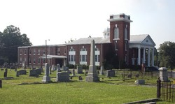 Red Bank Baptist Church Cemetery