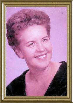 Gladys  Hathcoat Cavazos