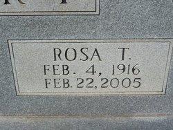 Rosa <I>Tilley</I> Avery