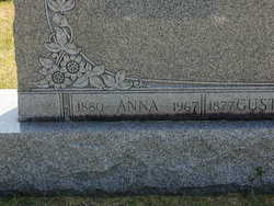 Anna <I>Wefel</I> Bultemeier