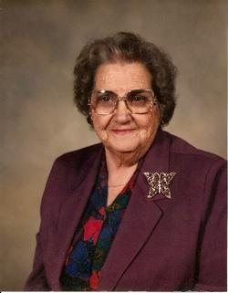 Lillian Ellender <I>Norman</I> Brown